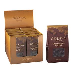 Redstone Foods GODIVA Chocolatier - Dark Chocolate w/ Almonds