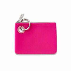Oventure Mini Silicone Pouch - Tickled Pink
