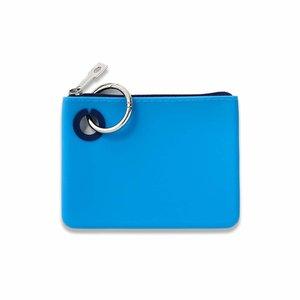 Oventure Mini Silicone Pouch - Peacock Blue