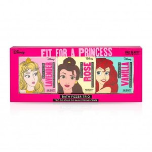 Mad Beauty USA LLC Disney Princess Bath Fizzer Trio