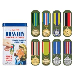 Archie McPhee Bandage - Bravery