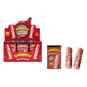 Archie McPhee Bandage - Bacon