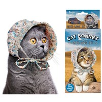Archie McPhee Cat Bonnet