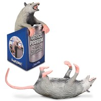 Archie McPhee Office Possum - Rubber Possum