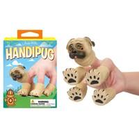 Archie McPhee Finger Puppet - Handipug