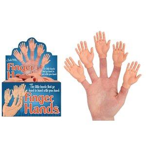 Archie McPhee Finger Puppet- Hand