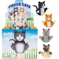 Archie McPhee Finger Puppet- Finger Cats