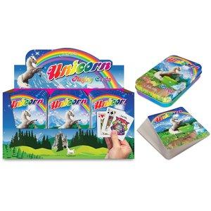 Archie McPhee Unicorn Playing Cards