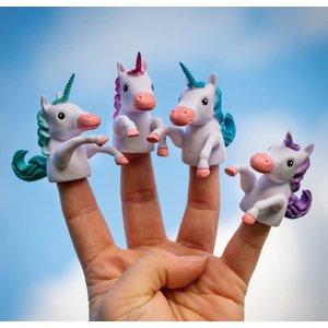 Archie McPhee Unicorn Finger Puppet