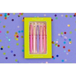 Taylor Elliot Designs Pep Talk Pen Set in Gift Box
