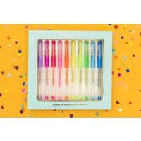 Taylor Elliot Designs Words of Intention Gel Pen Set