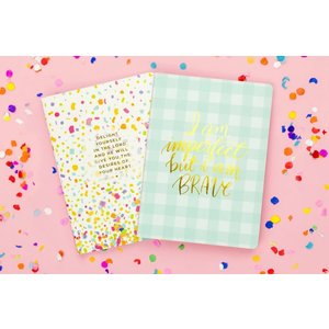 Taylor Elliot Designs Confetti Prayer Notebook Set