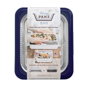 Fancy Panz Fancy Panz 2 in 1 Navy - Dress up and Protect your Foil Pan!