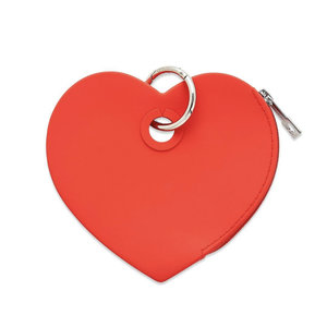 Oventure Silicone Heart Pouch - Cherry On Top