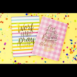 Taylor Elliot Designs Fruits of the Spirit Prayer Notebook Set