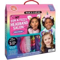 Klutz Klutz Jr. My Fun & Fuzzy Headband Salon
