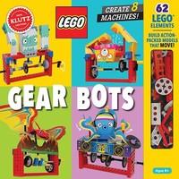 Klutz Lego Gear Bots - Create 8 Machines