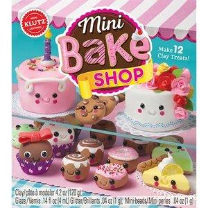 Klutz Mini Bake Shop - Make 12 Clay Treats