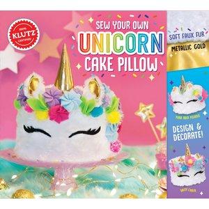 Klutz Sew Your Own - Unicorn Cake Pillow