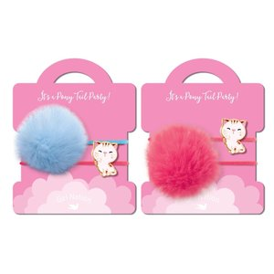 Girl Nation Pony Tail Whimsy - Sweet Kitty