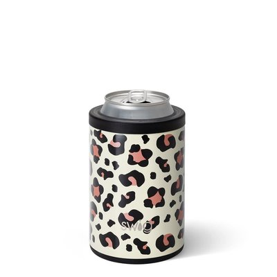 Swig 12 oz Combo Cooler - Luxy Leopard