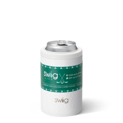 Swig 12 oz Can Cooler - Golf Partee