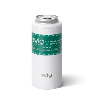 Swig 12 oz Skinny Can Cooler - Golf Partee