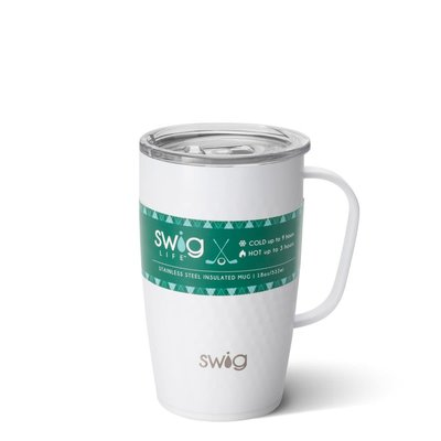 Swig 18 oz Mug - Golf Partee