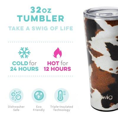 Swig 32 oz Tumbler - Hayride