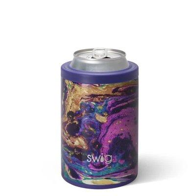Swig 12 oz Combo Cooler - Purple Reign