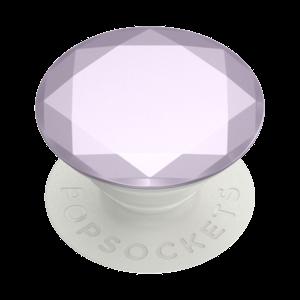 Popsockets Pop Socket - Metallic Diamond Lavender (Pop Grip Premium)