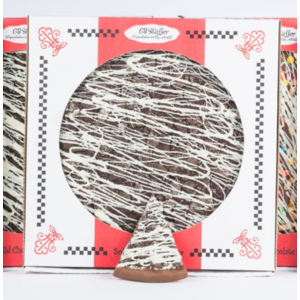 CB Stuffers Cookies & Cream Chocolate Pizza - 1lb & 8oz