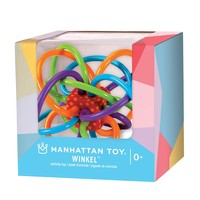 Manhattan Toy Winkel Activity Teether Rattle Toy (Boxed)