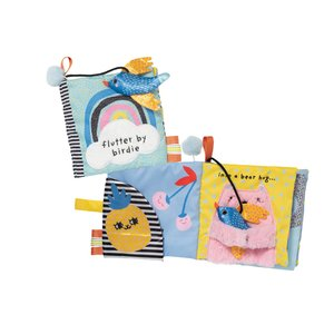 Manhattan Toy Flutter By Birdie Soft Book