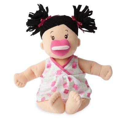 Manhattan Toy Baby Stella Brunette Doll