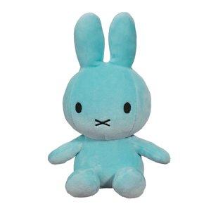 Douglas Toys Miffy Be Kind Plush Bunny - Aqua