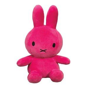 Douglas Toys Miffy Be Kind Plush Bunny - Hot Pink