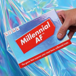 Bubblegum Stuff Millennial AF - The game that exposes your most basic millennial traits