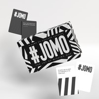 Bubblegum Stuff #JOMO A Game Of Obscene Excuses (The Joy Of Missing Out Card Game)