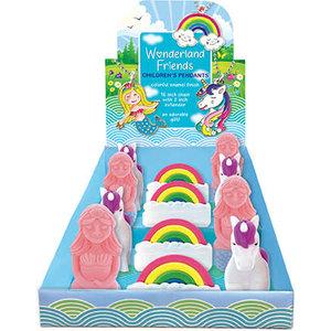DM Merchandising Wonderland Friends Children's Pendant