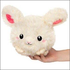 Squishables Mini Squishable - Snuggle Bunny (Cream)