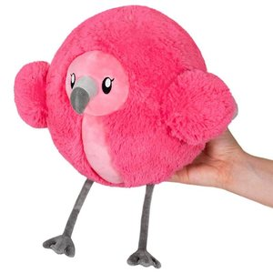 Squishables Mini Squishable - Fluffy Flamingo