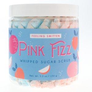 Feeling Smitten Pink Fizz - Whipped Sugar Scrub