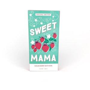 Feeling Smitten Sweet Mama Rainbow Bath Bar
