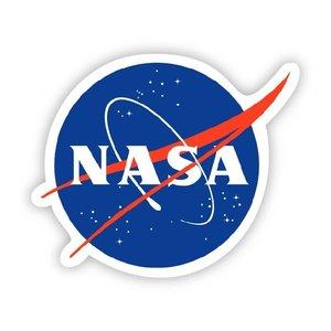 Big Moods NASA Logo Sticker