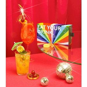 Smith & Sinclair Single Alcoholic Cocktail Gummy - Cosmopolitan