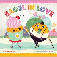 Sterling Publishing Bagel in Love - Hardcover Picture Book