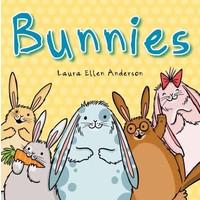 Sterling Publishing Bunnies - Board Book