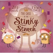 Sterling Publishing The Case of the Stinky Stench - Hardcover Picture Book
