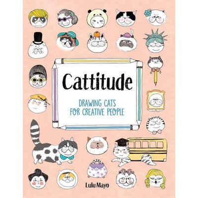 Sterling Publishing Cattitude - Paperback Book